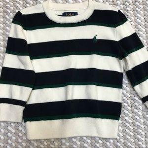 2T Boys Polo by Ralph Lauren Sweater